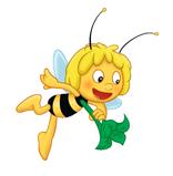 Biene Maja personalisiert Osterbuch