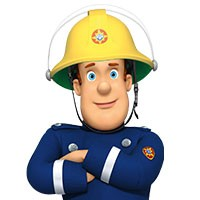 Personalisiertes Kinderbuch: Feuerwehrmann Sam