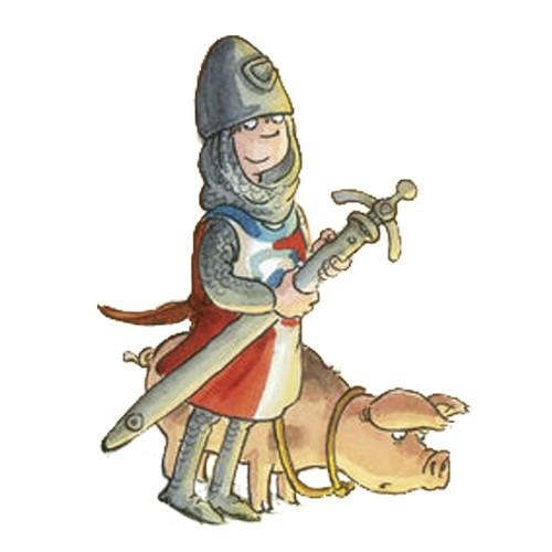 Der kleine Ritter Trenk personalisiert
