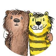 Tiger & Bär personalisiert